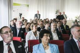 bbw Wirtschaftstag 2016 - Publikum während der Fachvorträge