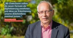 Alfred Wollenhaupt - Gesamtkoordinator NETZWERK Q 4.0