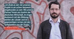 Dr. Benjamin Kummer - Branchenmanager Pflegebranche