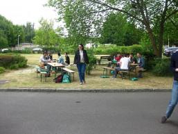 Auftaktveranstaltung in Berlin Karlshorst