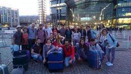 Endlich angekommen in Berlin