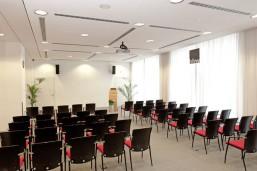 Veranstaltungsraum 1 Theaterbestuhlung