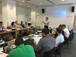 Verabschiedungsveranstaltung 2019 - Transnationales Mobilitätsprojekt