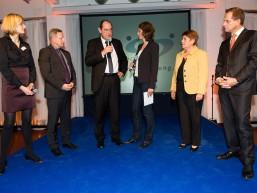 bbw Akademie als Spitzensportfreundlicher Betrieb 2015 vom DOSB ausgezeichnet