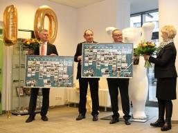 10 Jahre bbw Hochschule in Berlin - Hochschulleitung und Geschäftsführung der bbw Akademie