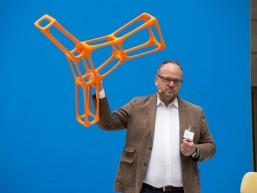 Future Production bei KPMG - 3D-Druck - leiicht - iindividuell - innovativ