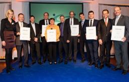 bbw Akademie einer von drei Spitzensportfreundlichen Betrieben 2015 in Deutschland