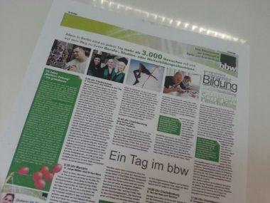 bbw Beilage 70 Jahre Berliner Zeitung
