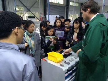 Unternehmertag Wuxi
