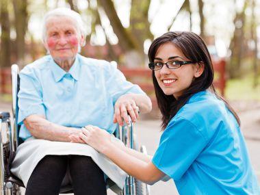 Berufsbereich Gesundheit und Pflege