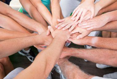 Die bbw Gruppe - Hände