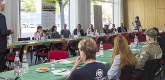 Info-Veranstaltung im Haus der Wirtschaft zur Teilqualifizierung