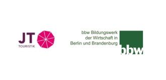 bbw und JT Touristik - Logos