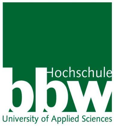Logo bbw Hochschule