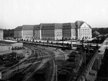 Siemens Nonnendammallee 100 Jahre